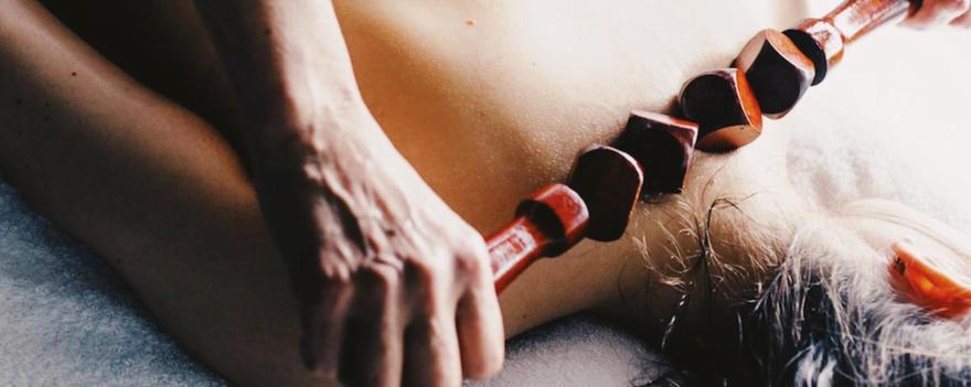 LA MADEROTHERAPIE: 20 fois plus efficace sur la cellulite qu'une séance de LPG ou CelluM6!